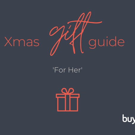 gift guide 'for her'