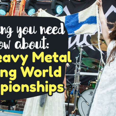 Heavy Metal Knitting World Championships: everything you need to know