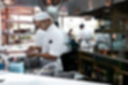 Chefs in Aktion