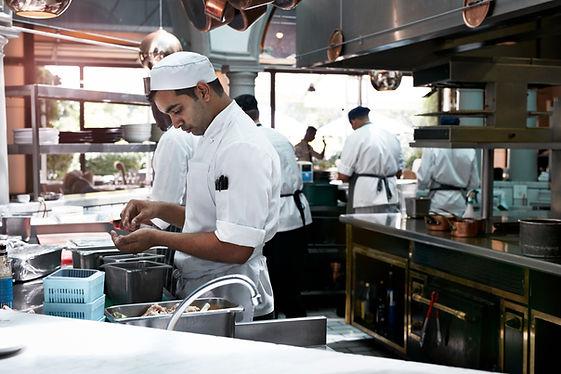 Chefs in Actie