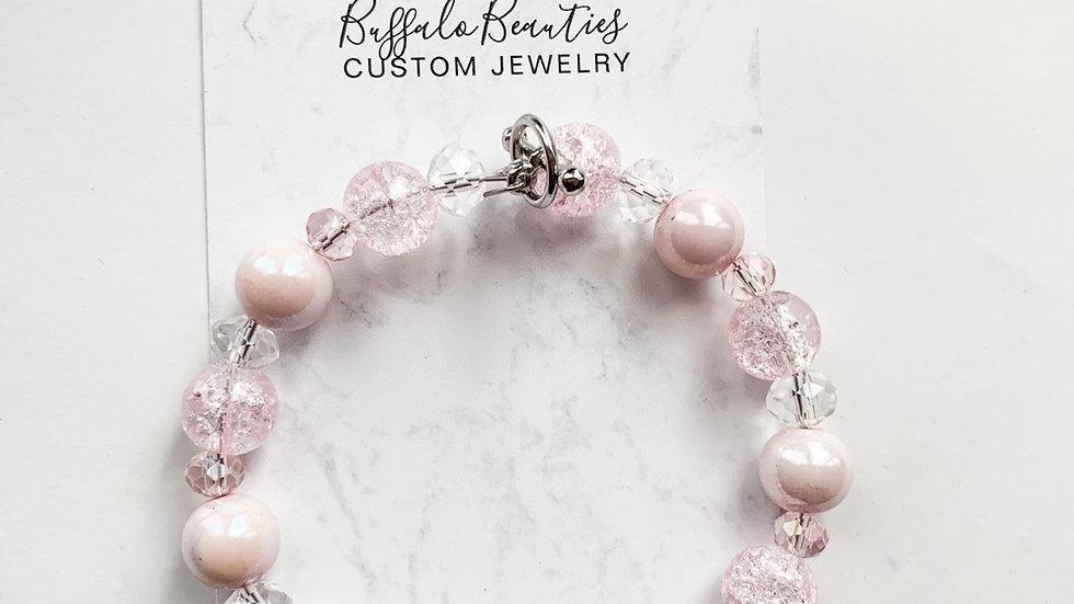 Pink & Pretty Bracelet