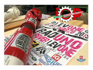 Italgiunti Sponsordel 9° Raduno Land Rover Levone 15-16-17 marzo 2019
