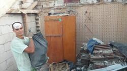 Изхвърляне на строителни отпадъци