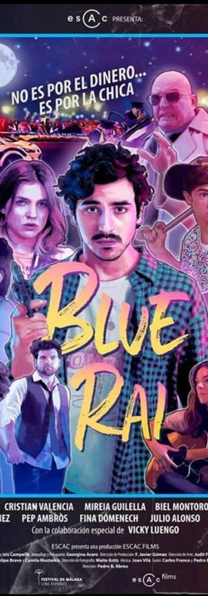 Blue Rai - Feature film (2017)
