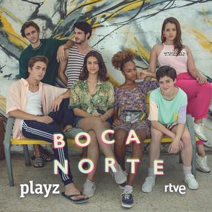 Boca Norte (Banda sonora Original de serie de RTVE)