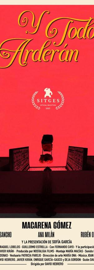 Y Todos Arderán - Feature Film (2021)