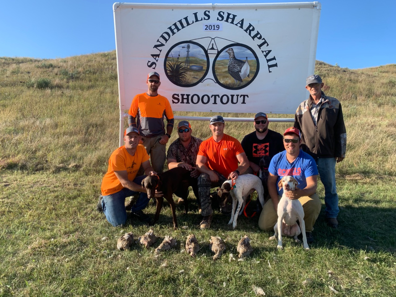 Beede Outdoors - Trap - 1st Place New Shooters