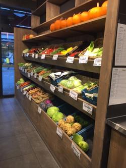 groente stelling