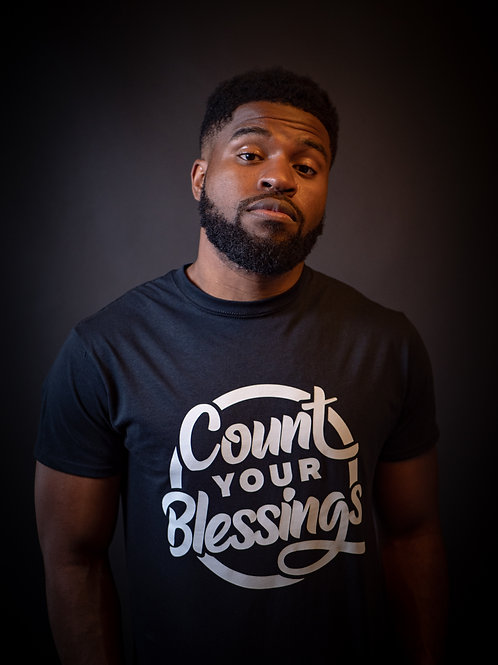 XX Large Count Your Blessings Shirt