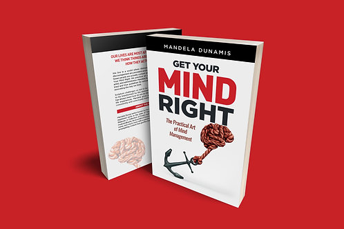 Get Your Mind Right - Physical Copy