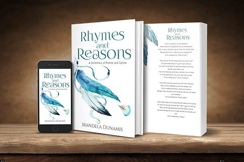 Rhymes & Reasons: The Poetry Book - Physical Copy