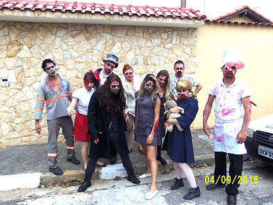 Festa Temática Halloween