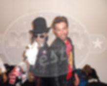 Animação de Festa com o Cover de Michael Jackson