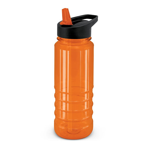110747 Triton Bottle - Black Lid