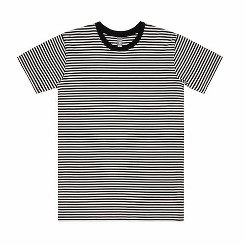 AS Colour - Mens Bowery Stripe Tee