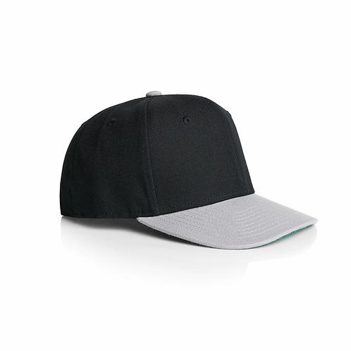 AS Colour 1102 Clip Two-Tone Snapback Cap