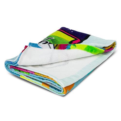 112906 Picasso Beach Towel