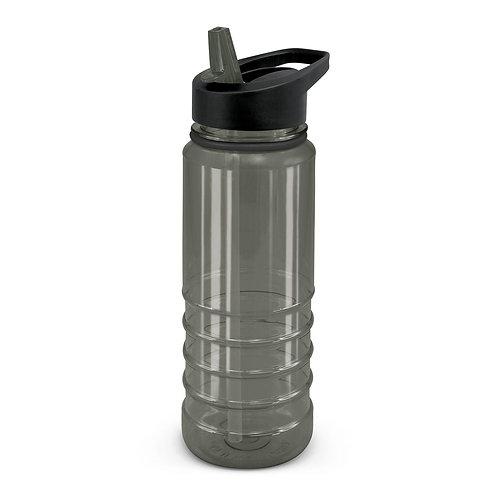 110748 Triton Elite Bottle - Clear and Black