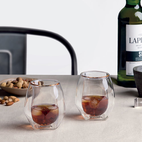 Po 'di Fame - Highland Whisky Glass Set