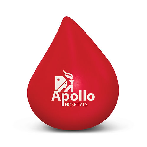 110802 Stress Blood Drop