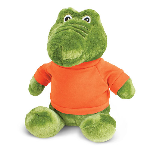 117008 Crocodile Plush Toy