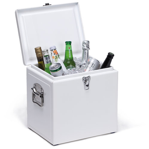 Po 'di Fame - Vintage Cooler Box