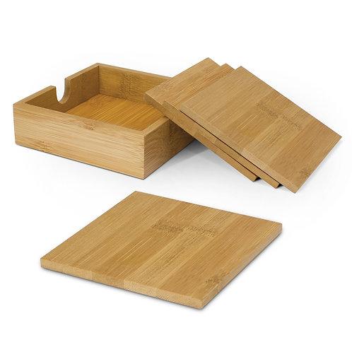 112030 Bamboo Coasters
