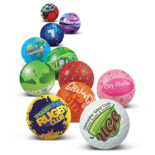 110907 Stress Ball - Full Colour