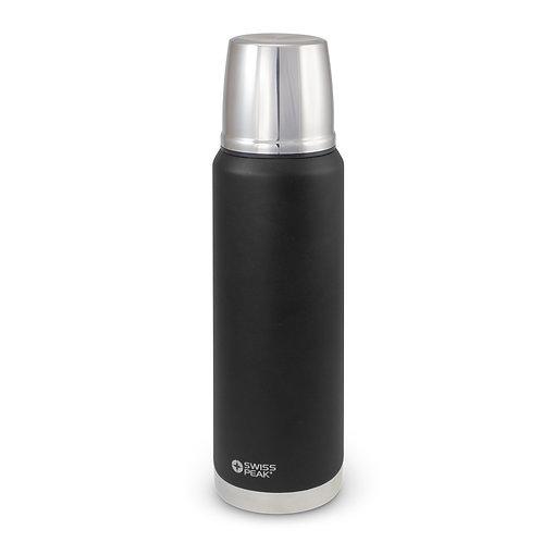 116489 Swiss Peak Elite Copper Vacuum Flask