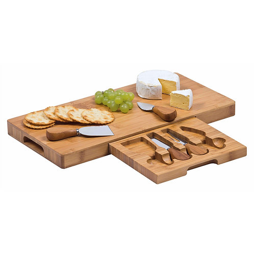 Po 'di Fame - Gourmet Cheese Board Set