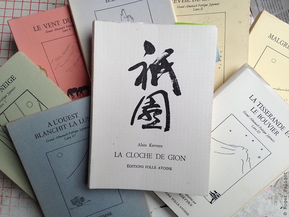 Chantre de la poésie japonaise, Alain Kervern révèle comment les compositeurs de haïkus sont des lanceurs d'alerte témoins du changement climatique