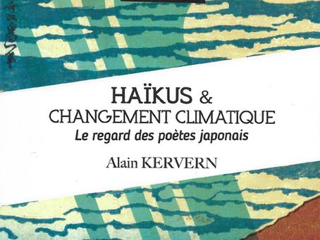 Alain Kervern et les haïkus lanceurs d'alerte climatique
