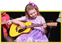 Young Guitarists Course