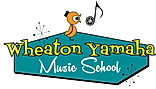 Logo of Wheaton Yamaha Music School