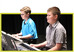 Tween Musicians Course