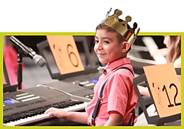 Young Musicians Course