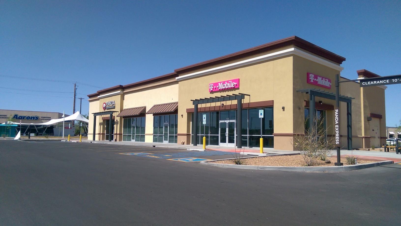 After Corner Building