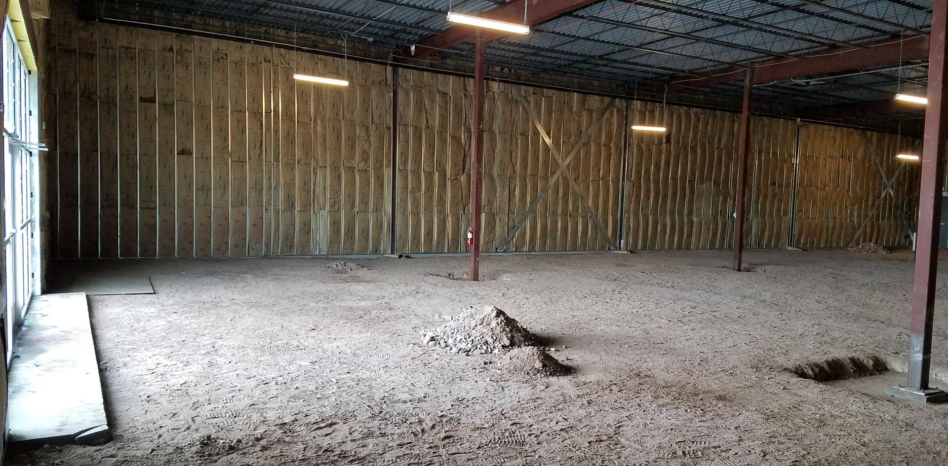 Inside Construction