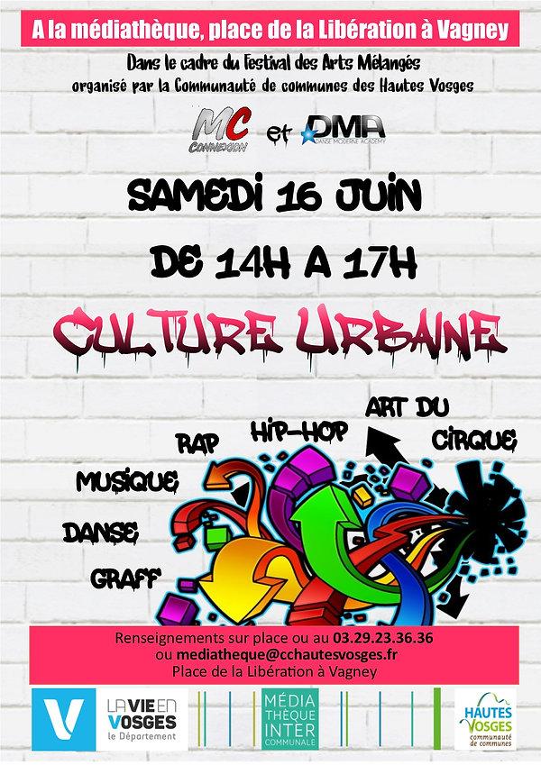 Culture urbaine!