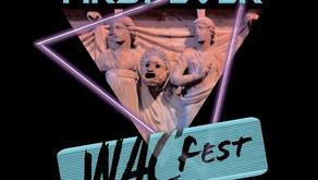 WACFest 2021 Artist Reflections: Lord and Lady WØLFSHIƏLD