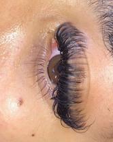 EL lashes look _#lashextension #lashes #