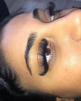 Lashes just wow ✋🏻 #eyelashextension #e