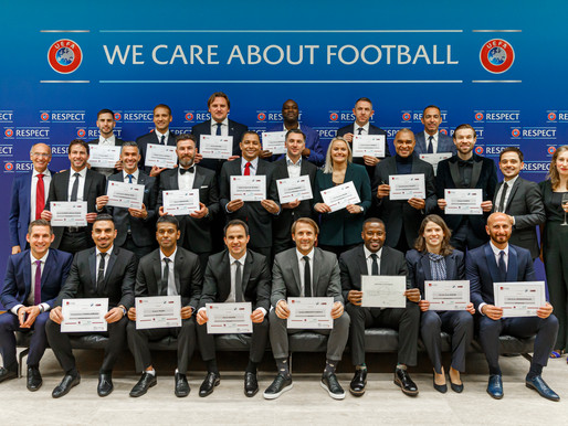 The UEFA Course Helping Players Revolutionise the Football Industry
