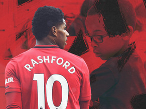 How Players Can Have A Positive Impact: The Case of Marcus Rashford