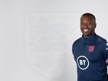 U21 success for England Coach