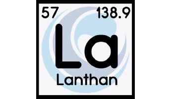 Ab sofort wird bei uns auch Lanthan gemessen