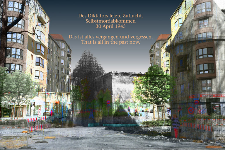 Wiilhelmstrasse Collage