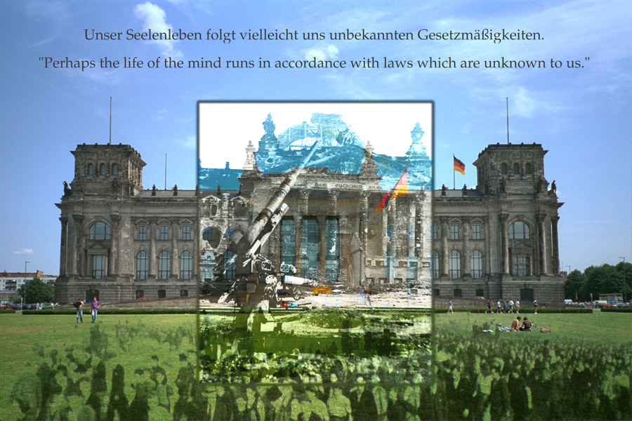 Reichstag Collage