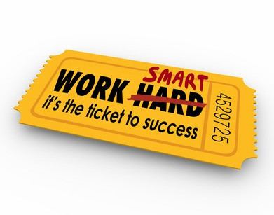 Working Smarter Tips, Tricks & Techniques blog article by Karan Scott Coaching | Kettering 01536 601749