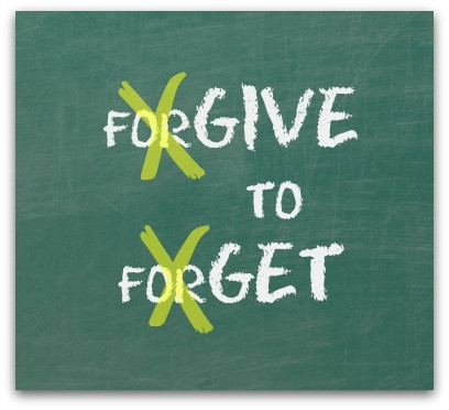 To Forgive Is Divine blog article by Karan Scott of Karan Scott Coaching | Northants 01536 601749